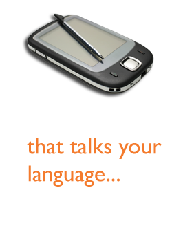 Investment that talks your language…